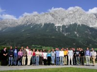 Group picture at Summerschool 2005